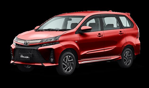 Toyota Avanza Dan Veloz Facelift Dilancar Di Indonesia