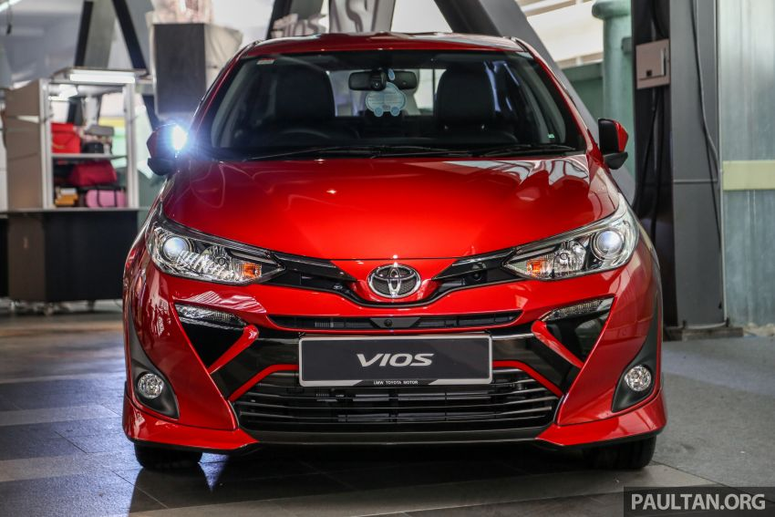2019 Toyota Vios launched in Malaysia: RM77k-RM87k Image #914987