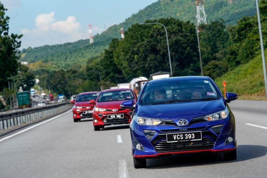 PANDU UJI: Toyota Vios 2019 – imej bergaya, karakter biasa; pilihan terbaik untuk sedan mampu milik? Image #915546