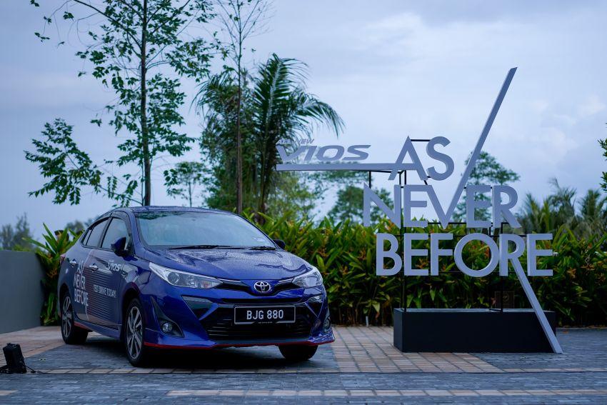 PANDU UJI: Toyota Vios 2019 – imej bergaya, karakter biasa; pilihan terbaik untuk sedan mampu milik? Image #915559