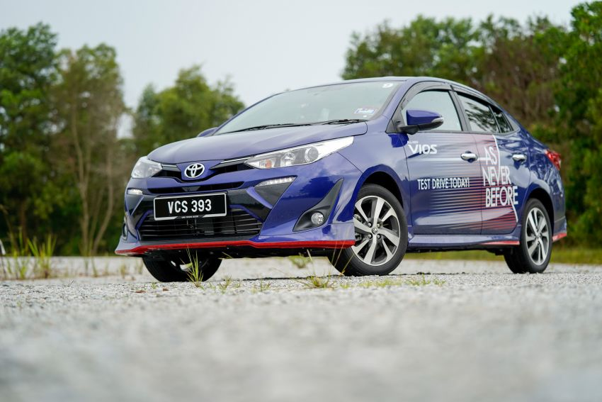 PANDU UJI: Toyota Vios 2019 – imej bergaya, karakter biasa; pilihan terbaik untuk sedan mampu milik? Image #915565