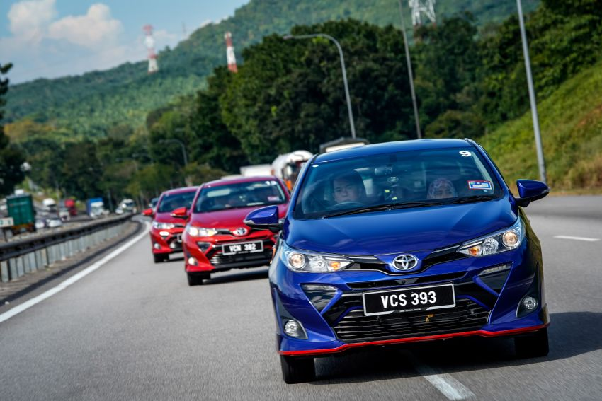 PANDU UJI: Toyota Vios 2019 – imej bergaya, karakter biasa; pilihan terbaik untuk sedan mampu milik? Image #915548