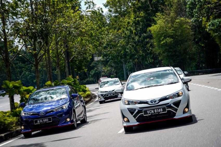 PANDU UJI: Toyota Vios 2019 – imej bergaya, karakter biasa; pilihan terbaik untuk sedan mampu milik? Image #915549