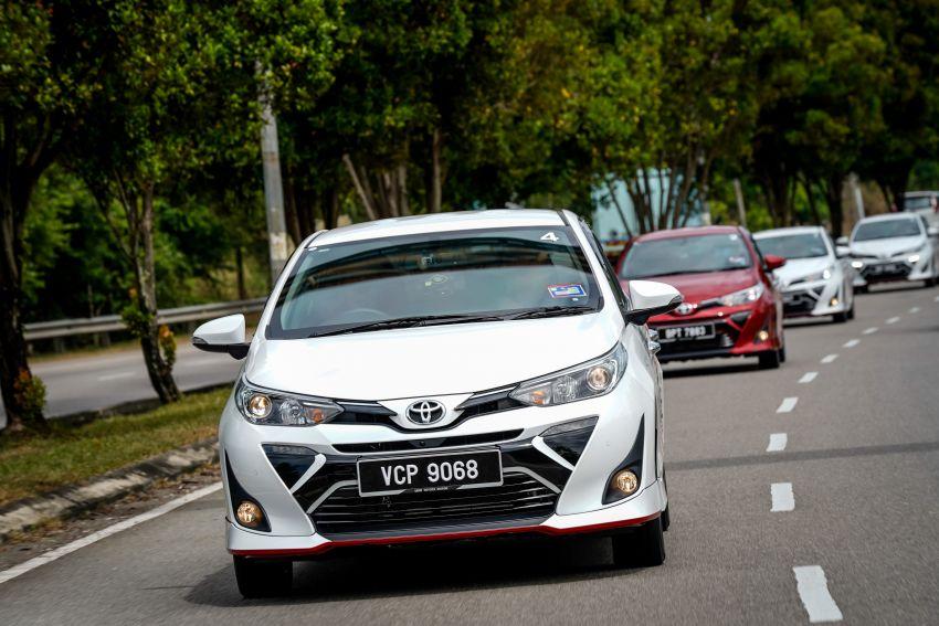 PANDU UJI: Toyota Vios 2019 – imej bergaya, karakter biasa; pilihan terbaik untuk sedan mampu milik? Image #915570
