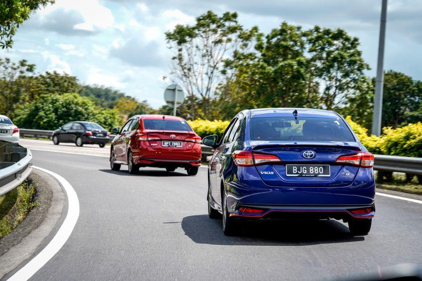 PANDU UJI: Toyota Vios 2019 – imej bergaya, karakter biasa; pilihan terbaik untuk sedan mampu milik? Image #915550