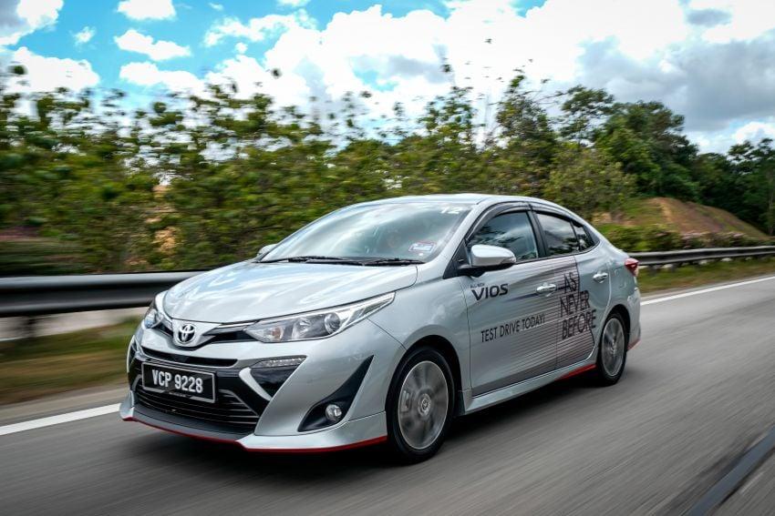 PANDU UJI: Toyota Vios 2019 – imej bergaya, karakter biasa; pilihan terbaik untuk sedan mampu milik? Image #915551