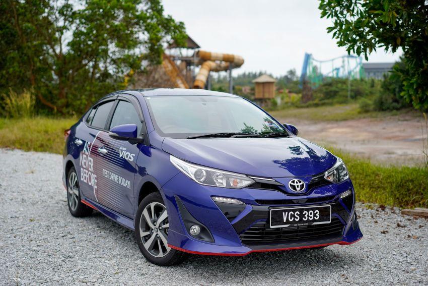 PANDU UJI: Toyota Vios 2019 – imej bergaya, karakter biasa; pilihan terbaik untuk sedan mampu milik? Image #915573