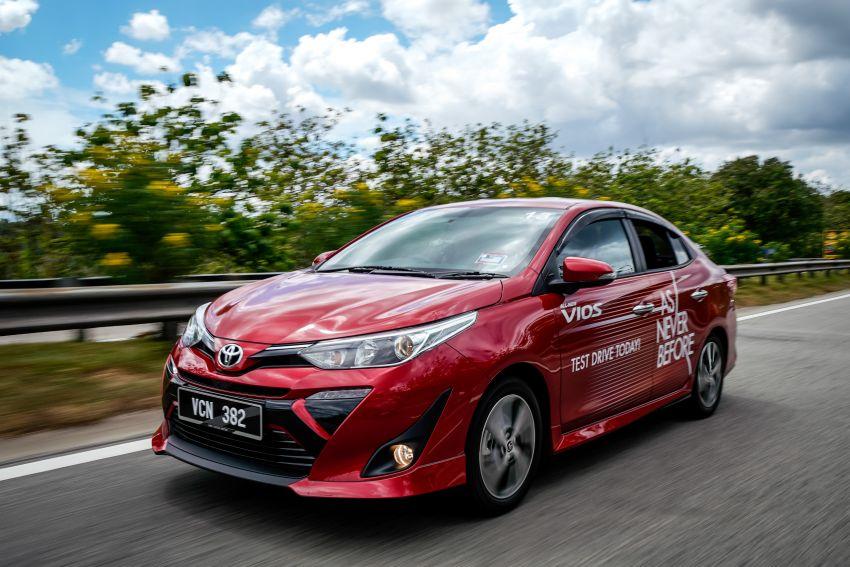PANDU UJI: Toyota Vios 2019 – imej bergaya, karakter biasa; pilihan terbaik untuk sedan mampu milik? Image #915553