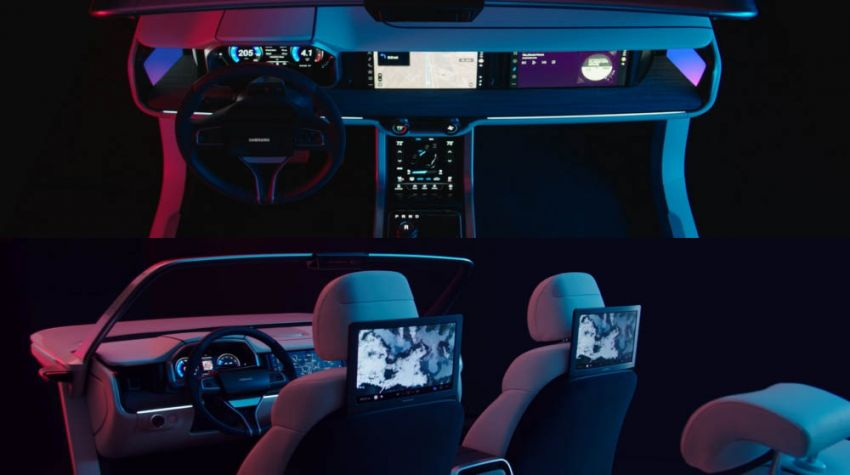 Samsung showcases its Digital Cockpit at CES 2019 Image #908071