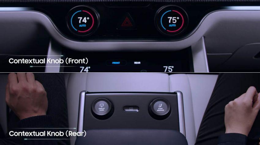 Samsung showcases its Digital Cockpit at CES 2019 Image #908072