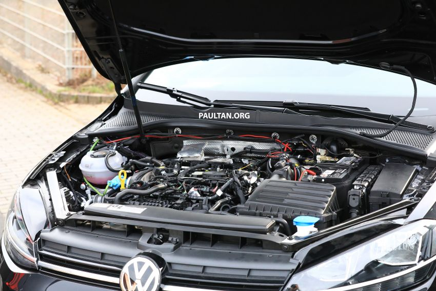 Volkswagen Golf GTI Mk8 boleh tampil dengan 300 PS Image #907549