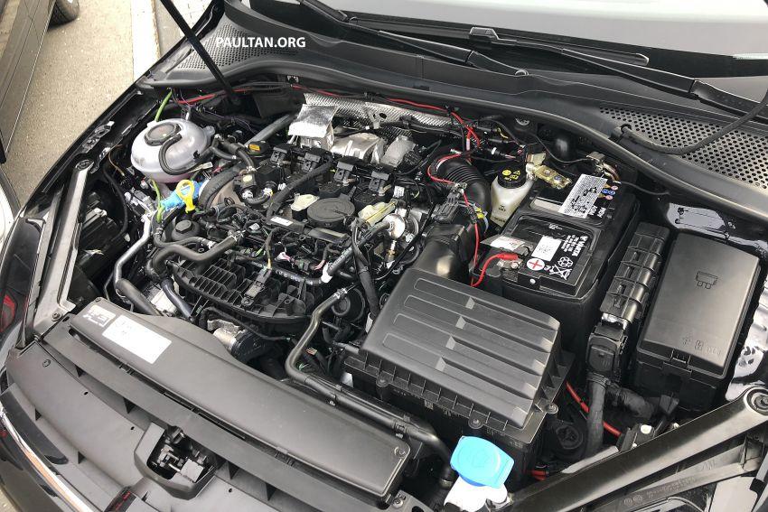Volkswagen Golf GTI Mk8 boleh tampil dengan 300 PS Image #907550