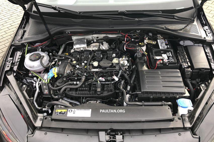 Volkswagen Golf GTI Mk8 boleh tampil dengan 300 PS Image #907551