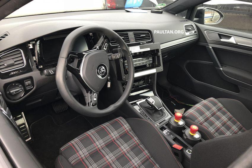 Volkswagen Golf GTI Mk8 boleh tampil dengan 300 PS Image #907552