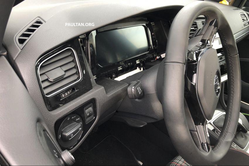 Volkswagen Golf GTI Mk8 boleh tampil dengan 300 PS Image #907553