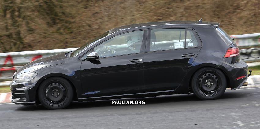 Volkswagen Golf GTI Mk8 boleh tampil dengan 300 PS Image #907542