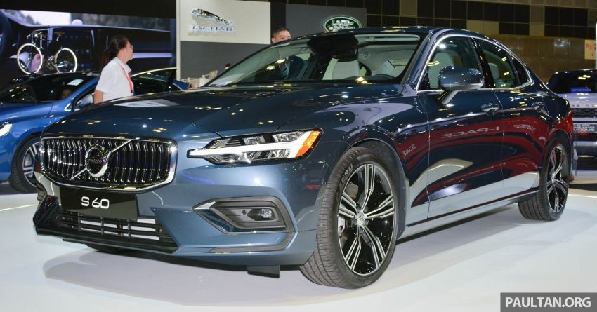 2019 Volvo S60 previewed in T5 Inscription guise at SG Image #909383