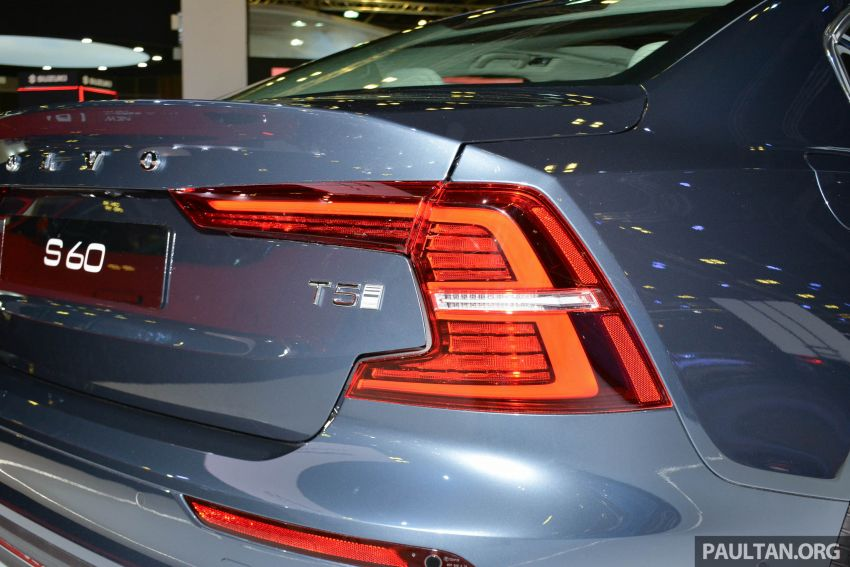 2019 Volvo S60 previewed in T5 Inscription guise at SG Image #909392