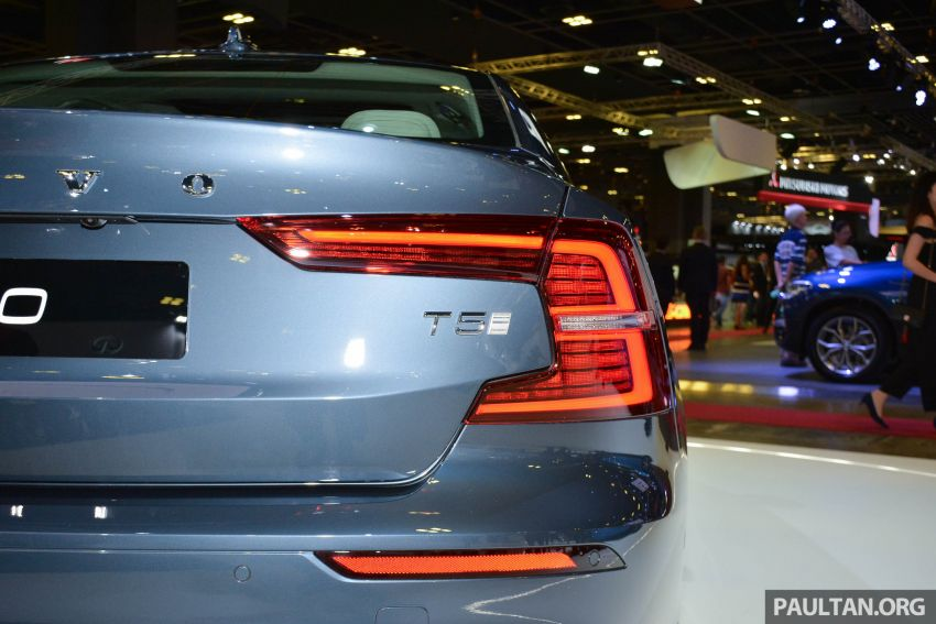 2019 Volvo S60 previewed in T5 Inscription guise at SG Image #909393