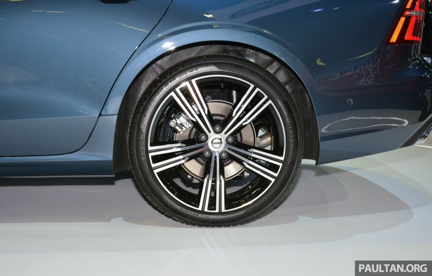 2019 Volvo S60 previewed in T5 Inscription guise at SG Image #909395