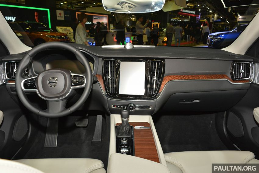 2019 Volvo S60 previewed in T5 Inscription guise at SG Image #909398
