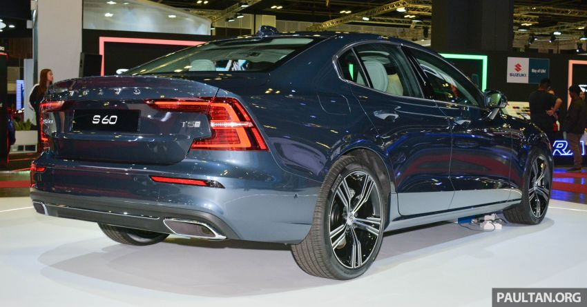 2019 Volvo S60 previewed in T5 Inscription guise at SG Image #909384