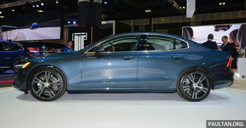 2019 Volvo S60 previewed in T5 Inscription guise at SG Image #909387