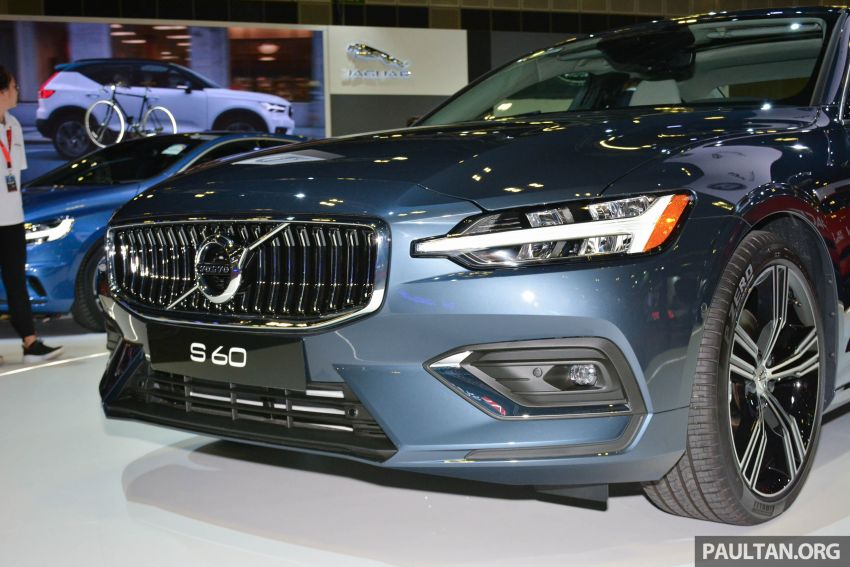 2019 Volvo S60 previewed in T5 Inscription guise at SG Image #909388