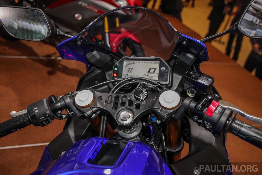 Yamaha R25 2019 tiba di M'sia – harga diumum Mac Image #916040