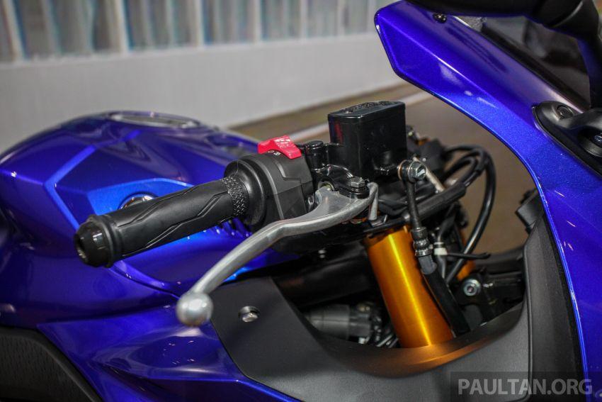 Yamaha R25 2019 tiba di M'sia – harga diumum Mac Image #916060