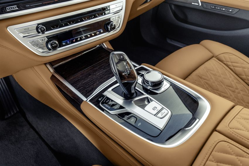 G11/G12 BMW 7 Series LCI debuts – revamped design, new I6 hybrid and V8 powertrains, updated tech Image #912396