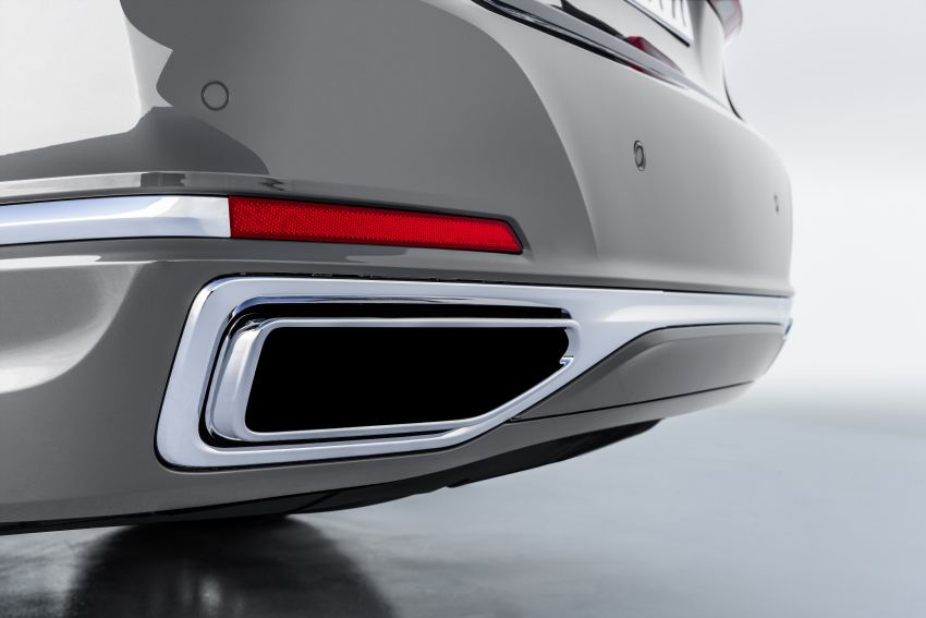G11/G12 BMW 7 Series LCI debuts – revamped design, new I6 hybrid and V8 powertrains, updated tech Image #912392