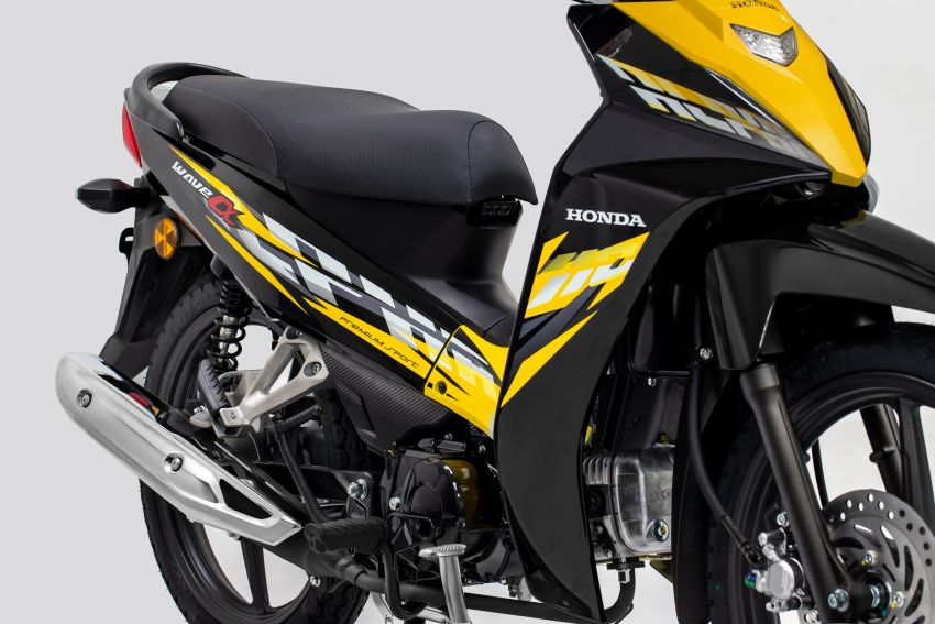 2019 Honda Wave Alpha and Beat in new colours – Wave pricing from RM4,275, Beat priced at RM5,365 Image #909444