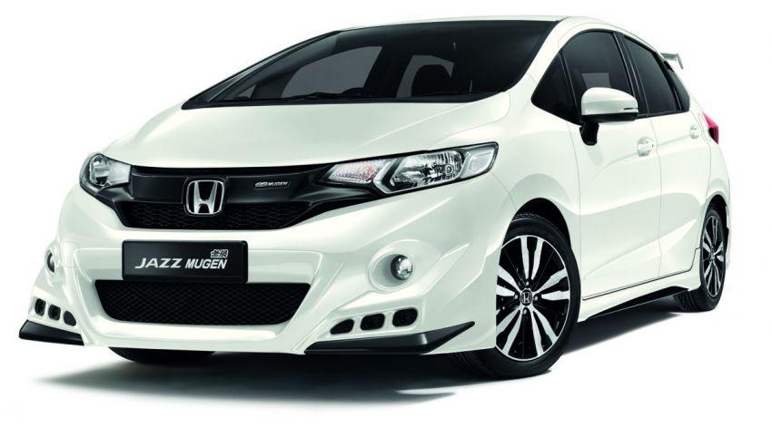 Honda Malaysia lancar Jazz Mugen dan BR-V Special Edition – unit terhad, masing-masing hanya 300 unit Image #924239