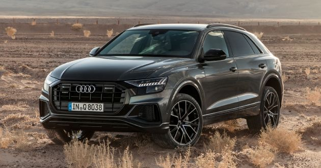 2019 Audi Q8: News, Design, Versions, Price >> 2019 Audi Q8 Gets Two New Electrified V6 Engines