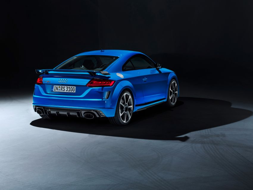 2019 Audi TT RS facelift – new look, no extra power Image #919858