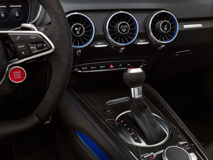 2019 Audi TT RS facelift – new look, no extra power Image #919874
