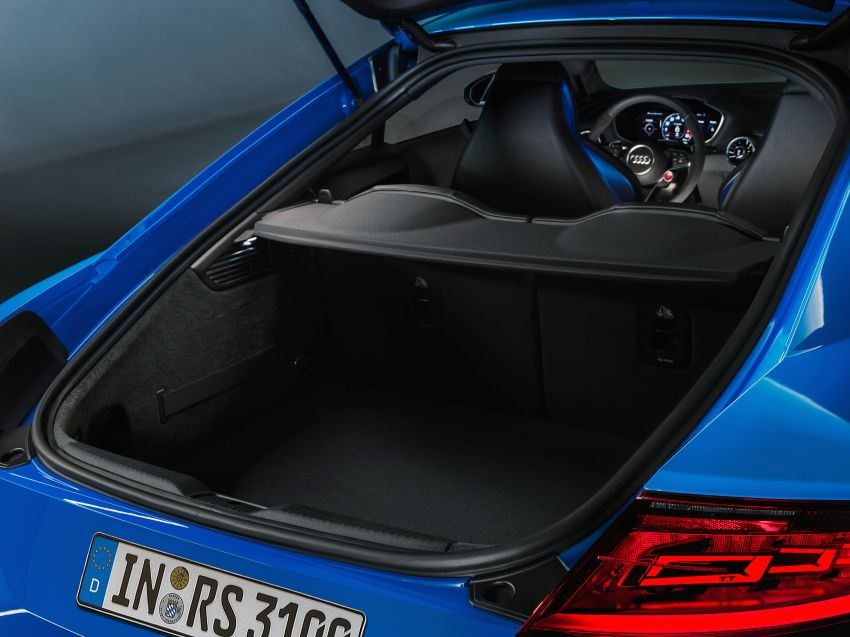 2019 Audi TT RS facelift – new look, no extra power Image #919879