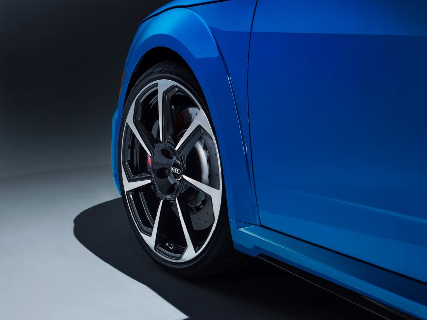 2019 Audi TT RS facelift – new look, no extra power Image #919888