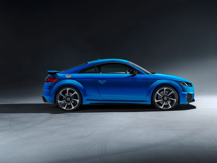 2019 Audi TT RS facelift – new look, no extra power Image #919889