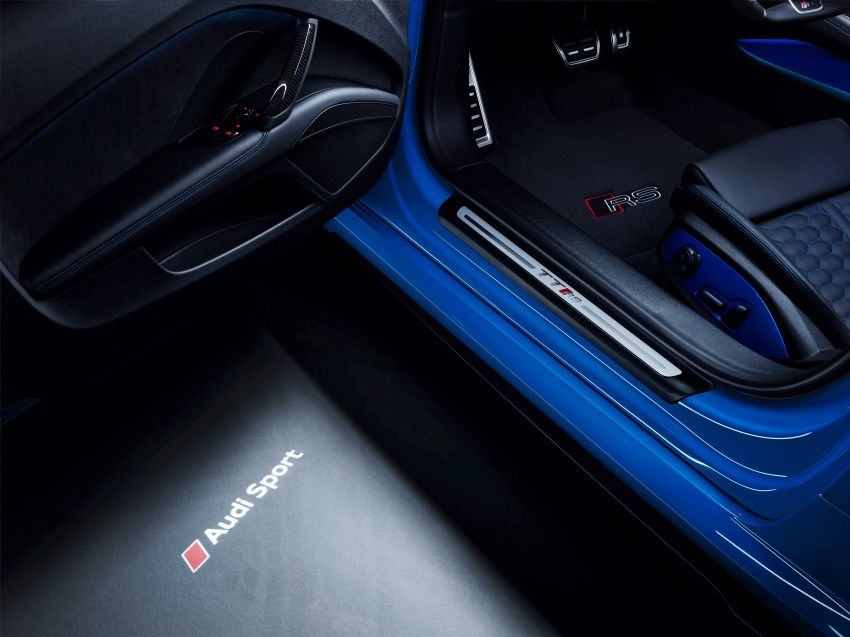 2019 Audi TT RS facelift – new look, no extra power Image #919892