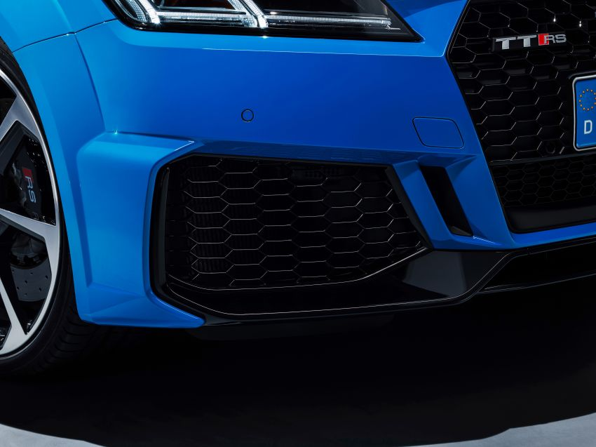 2019 Audi TT RS facelift – new look, no extra power Image #919894