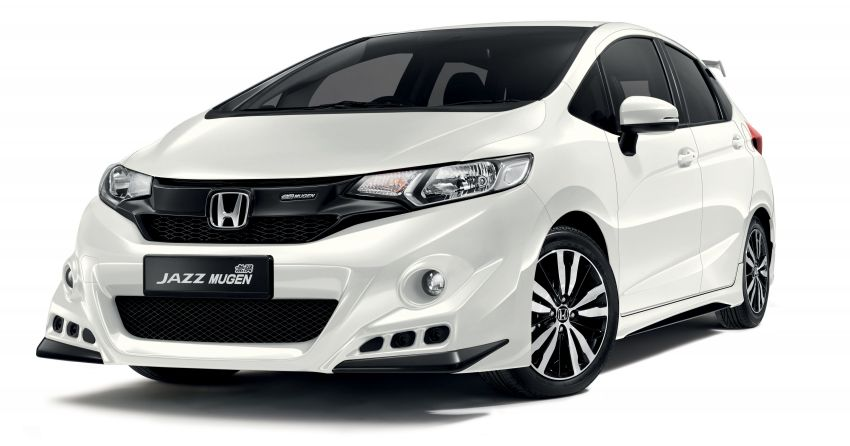 Honda Jazz Mugen, BR-V Special Edition launched in Malaysia – limited to 300 units each, from RM88,600 Image #924161