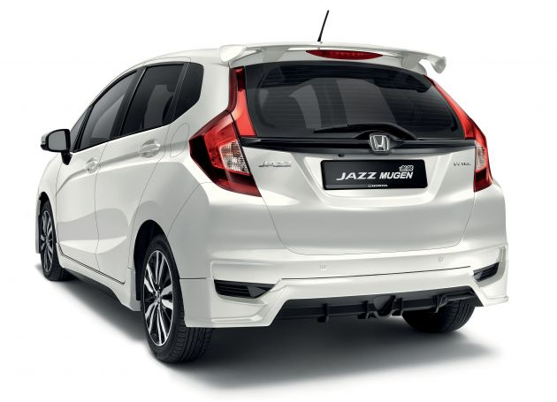 honda jazz mugen br v special edition launched in malaysia limited to 300 units each from. Black Bedroom Furniture Sets. Home Design Ideas