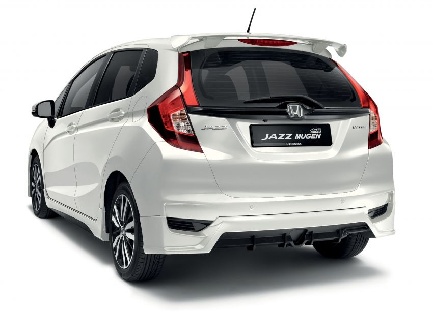 Honda Jazz Mugen, BR-V Special Edition launched in Malaysia – limited to 300 units each, from RM88,600 Image #924162