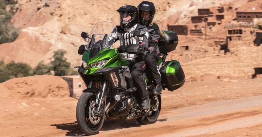 2019 Kawasaki Versys 1000 now available in Europe Image #920524