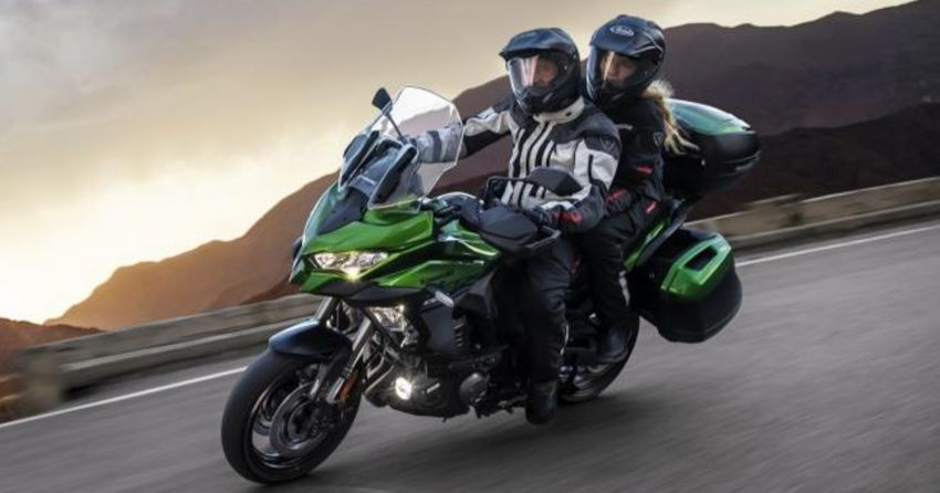2019 Kawasaki Versys 1000 now available in Europe Image #920525