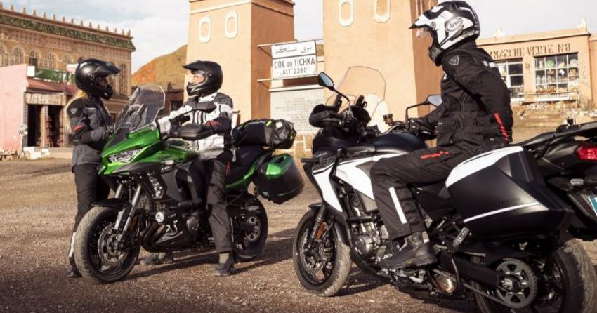 2019 Kawasaki Versys 1000 now available in Europe Image #920527