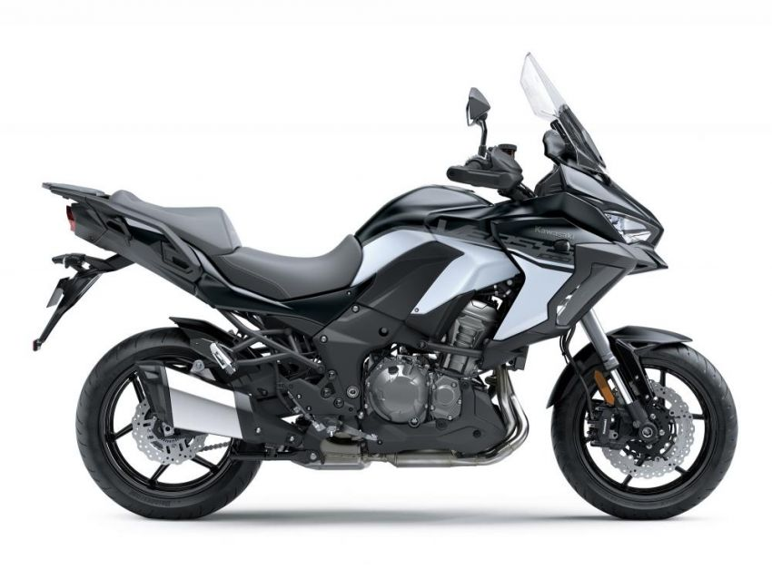 2019 Kawasaki Versys 1000 now available in Europe Image #920547