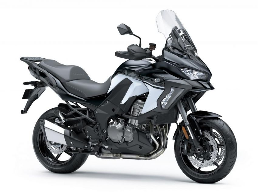 2019 Kawasaki Versys 1000 now available in Europe Image #920551
